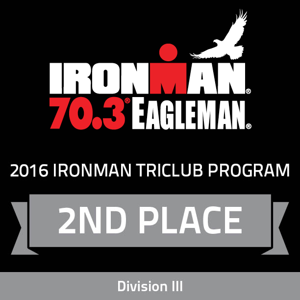 TriClub DigitalAwards 703Eagleman 20168